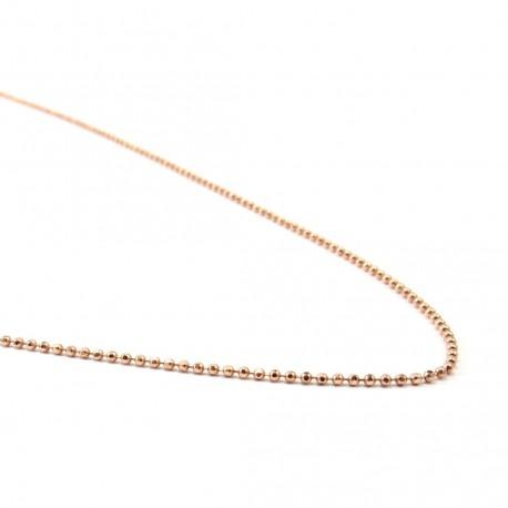 Halskette Boccia
