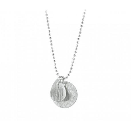Halskette Coin&Drop