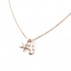 Halskette Seestern