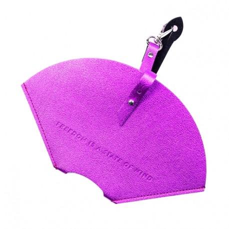 Maskentäschchen pink