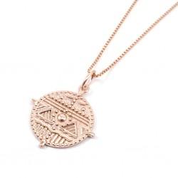 Halskette Coin