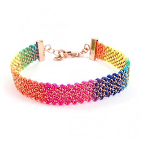 Armband Ninfa multicolor