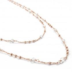 Halskette Lara long