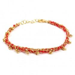 Armband Binja orange