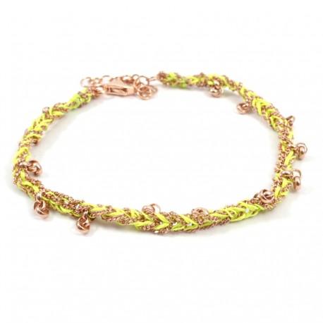 Armband Binja gelb
