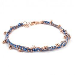 Armband Binja blau